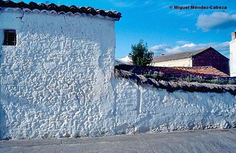 Arquitectura Popular Pueblo A Pueblo Cardiel De Los